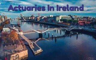 Actuaries Ireland Dublin