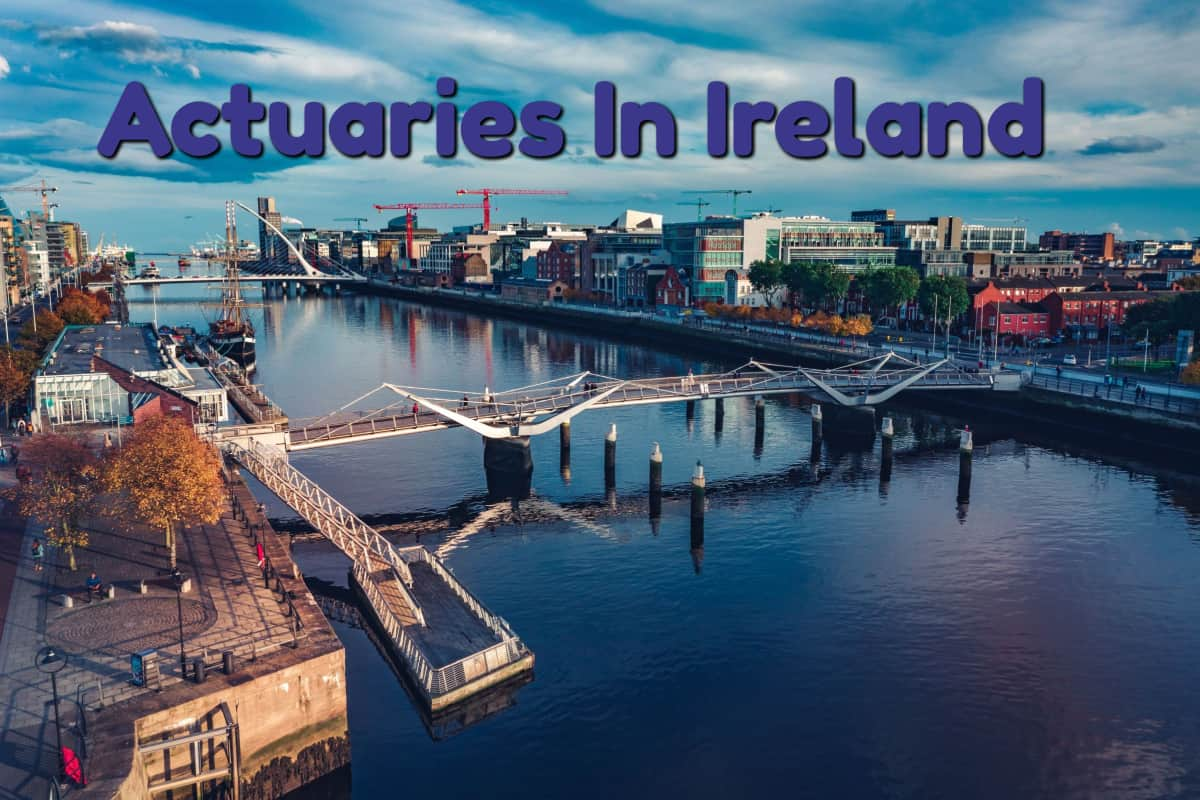 Actuaries Ireland Dublin